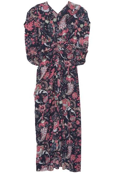 Albi Dress in Faded Night: image 1