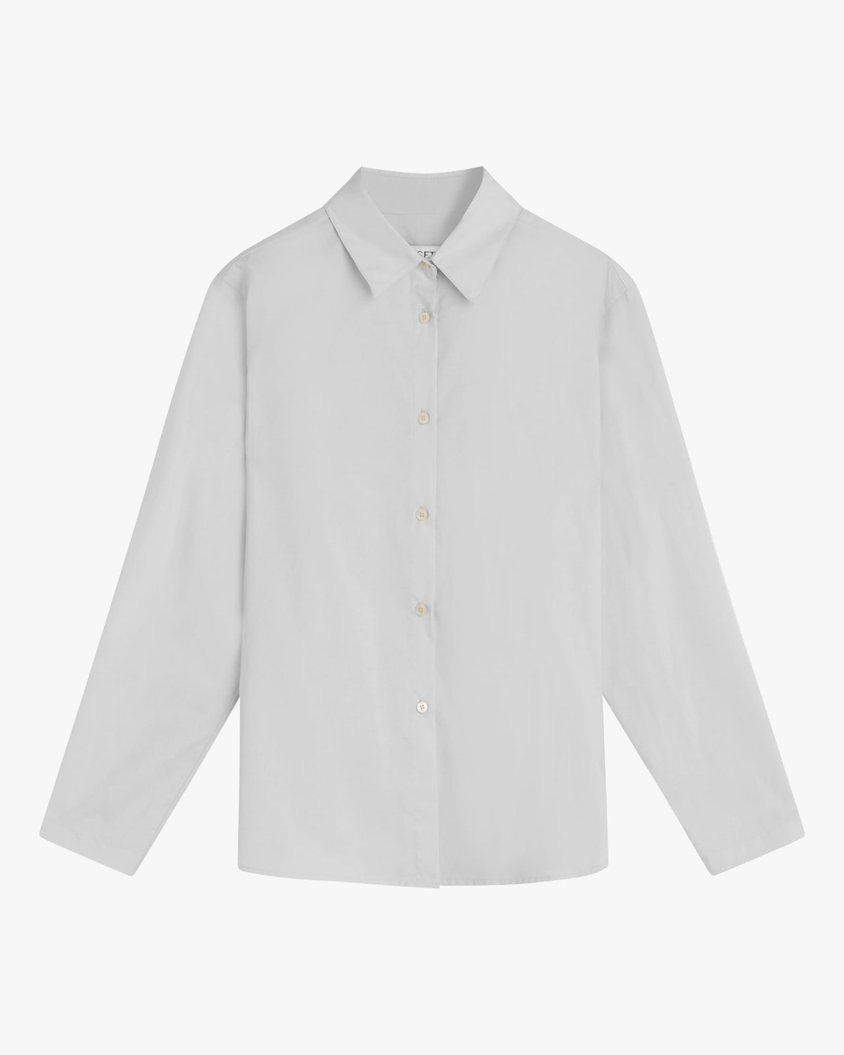 Ellie Oversized Button Down: image 1