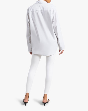 Ellie Oversized Button Down: additional image