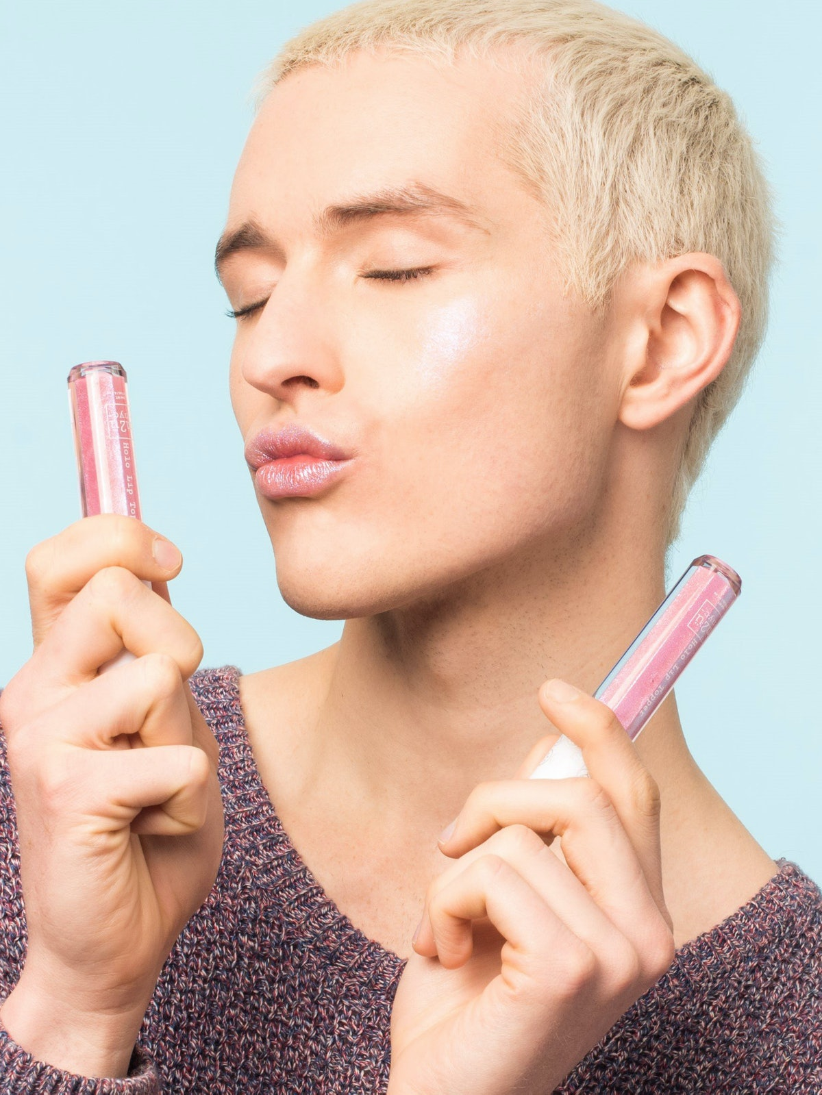 Holographic Lip Gloss: additional image