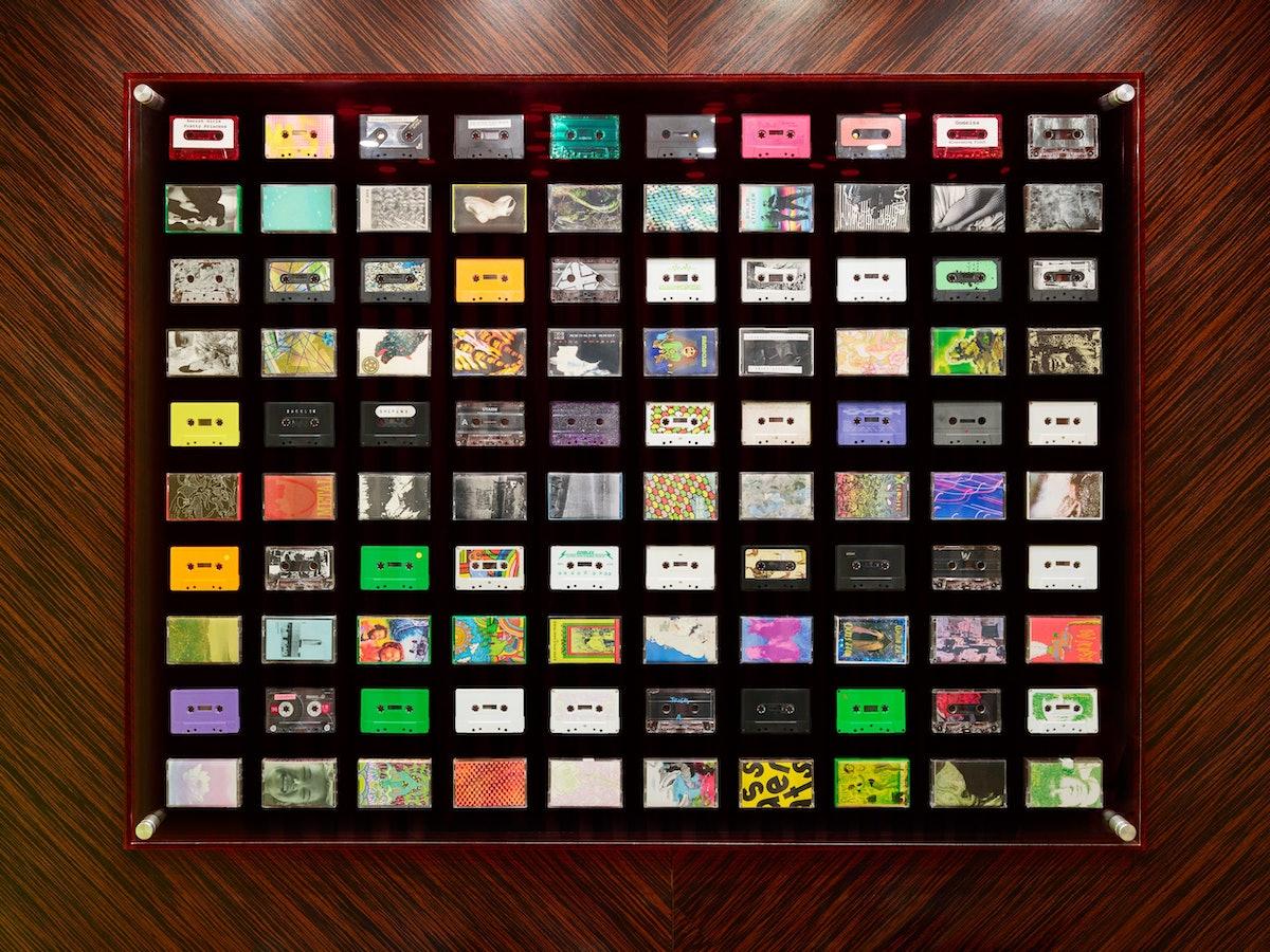 Sonos Listening Room 7 - Thurston Moore's Casette Tape Collection.jpg