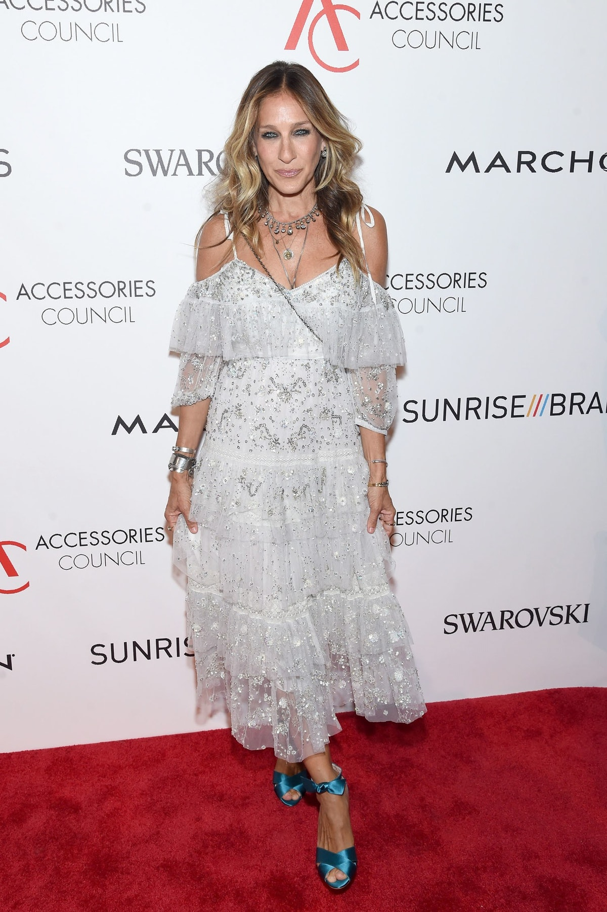 Sarah Jessica Parker is honored at the 20th Anniversary of the ACE Awards.jpg