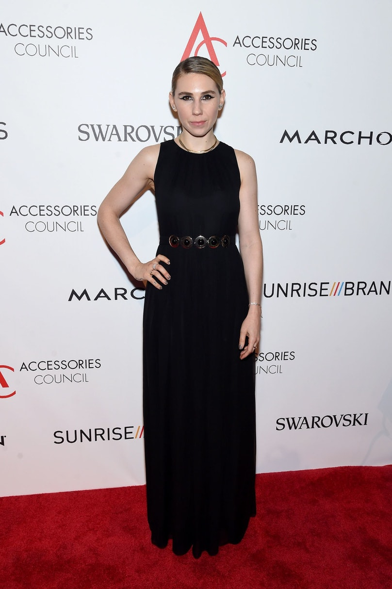 Zosia Mamet attends the 20th Anniversary of the ACE Awards.jpg