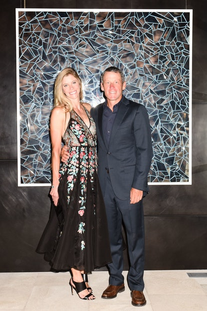 Anna Hansen, Lance Armstrong (2).jpg