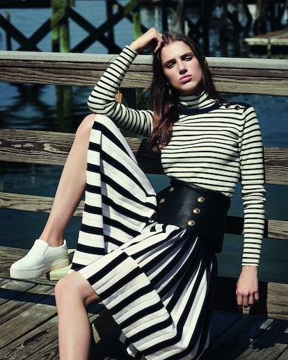 September Fashion Fix - Nautical