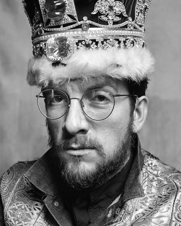 Elvis Costello 1985 © Terence Donovan Archive.jpg
