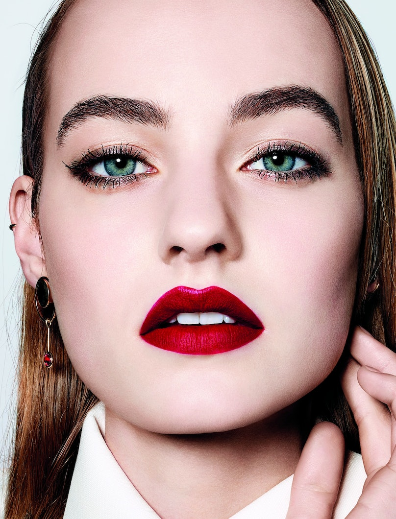 September Look of the Month - Giving Lip