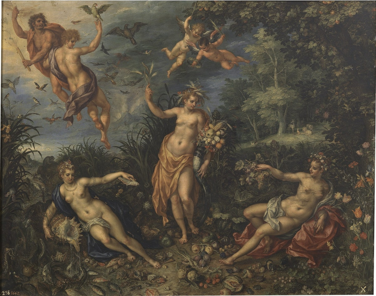 Abundance with the Four Elements-Jan Brueghel the Elder and Hendrik de Clerck.jpg