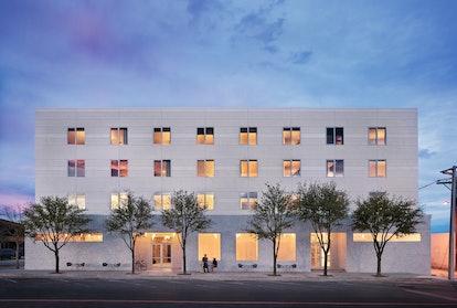 HOTEL SAINT GEORGE Hotel Exterior - by Casey Dunn.jpg