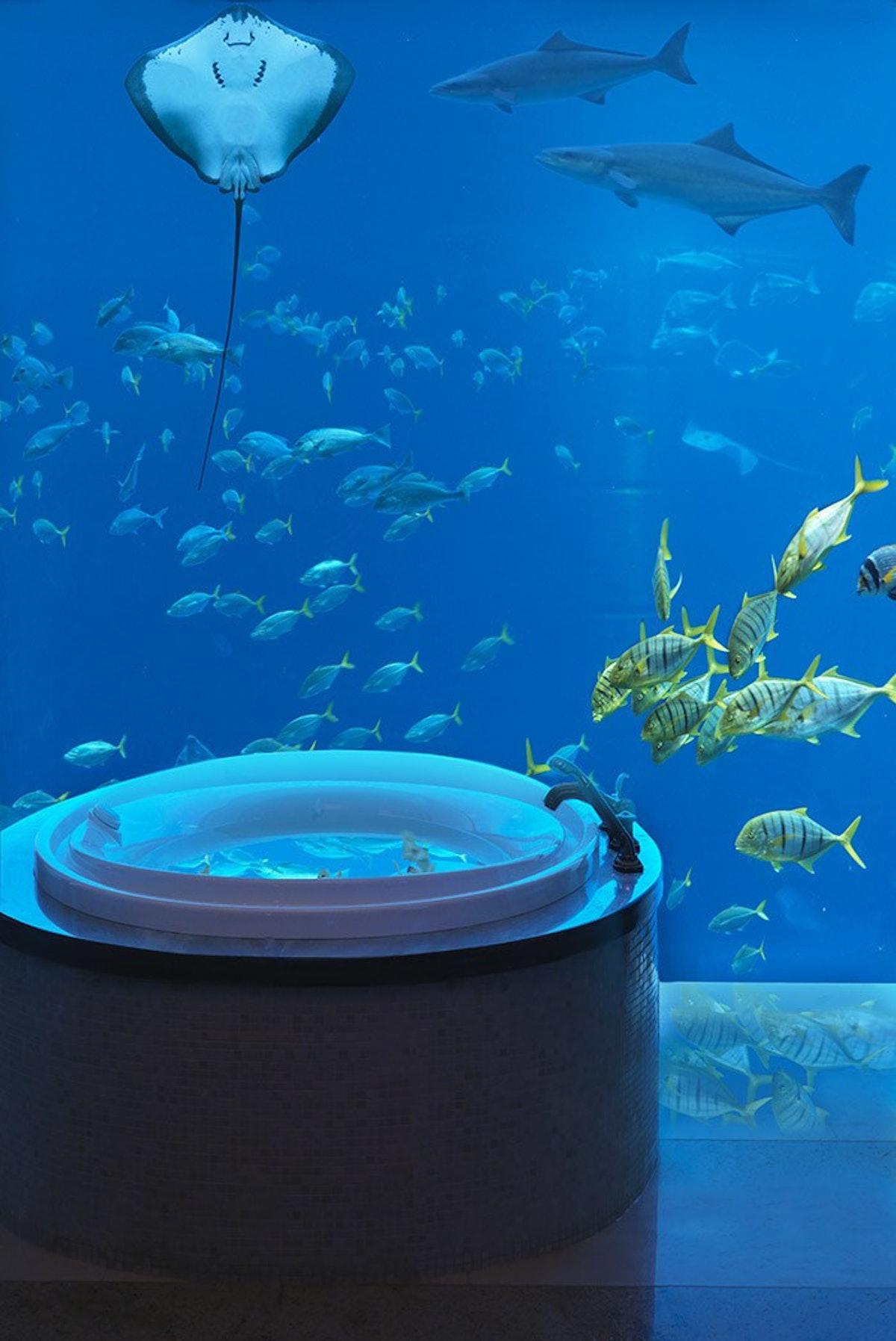 Atlantis, The Palm - Underwater Suite Bathroom.jpg