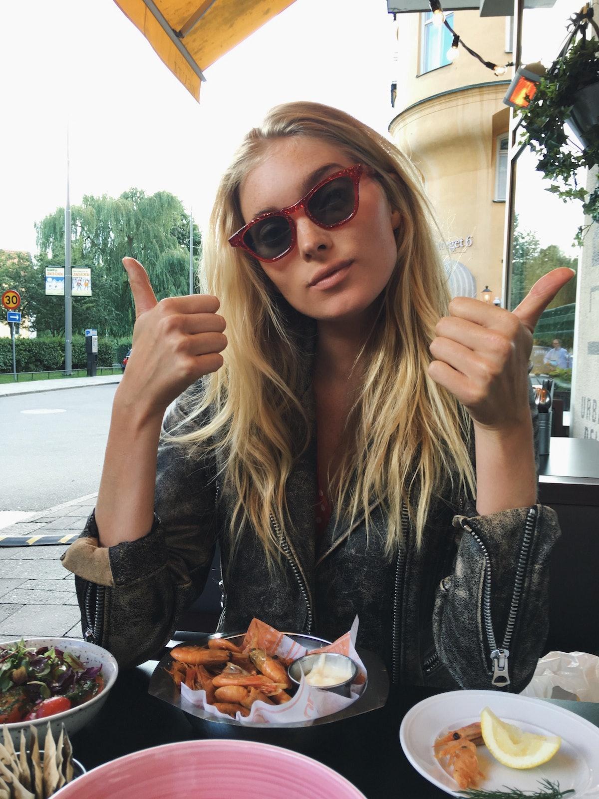 1- Lunch at Mellqvist Cafe.JPG