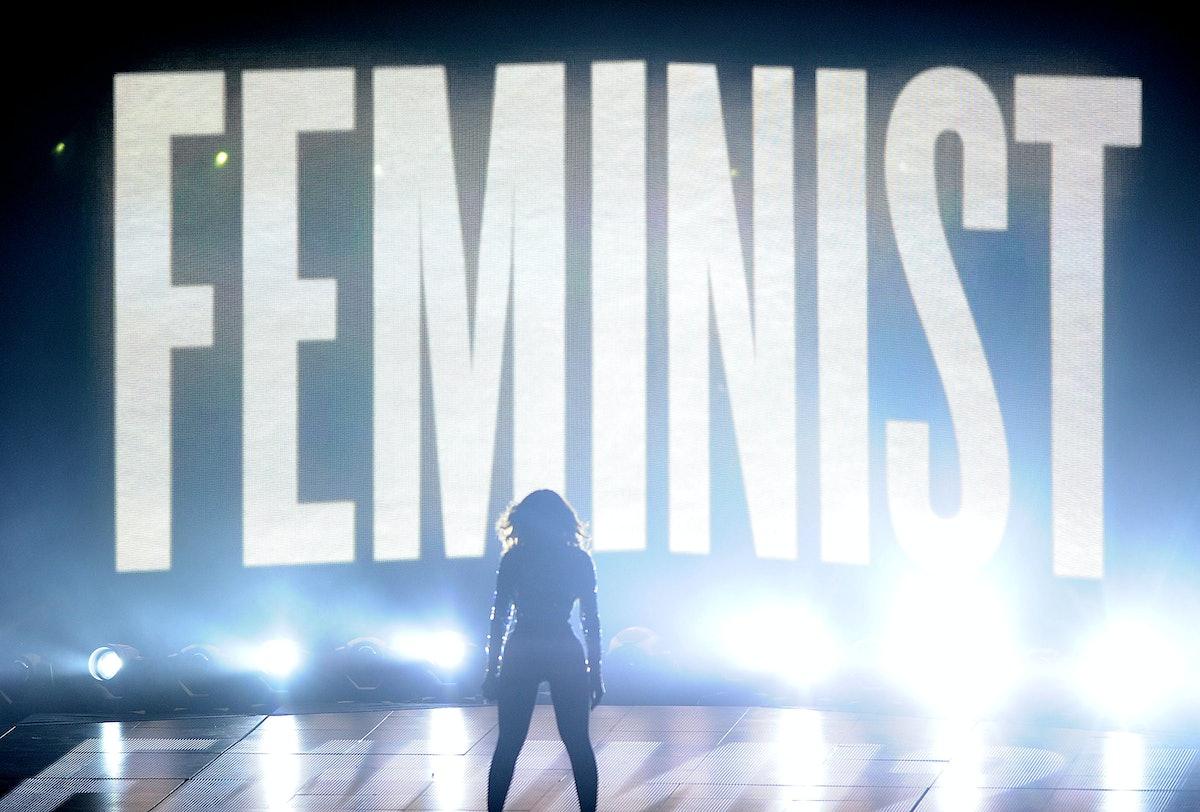 Beyoncé at the 2014 VMAs