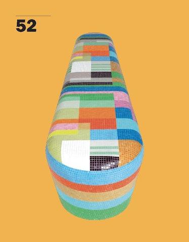 """Exposition 52 """"All'Aperto"""" Alessandro Mendini & Pierre Charpin - © Courtesy Galerie kreo.jpg"""