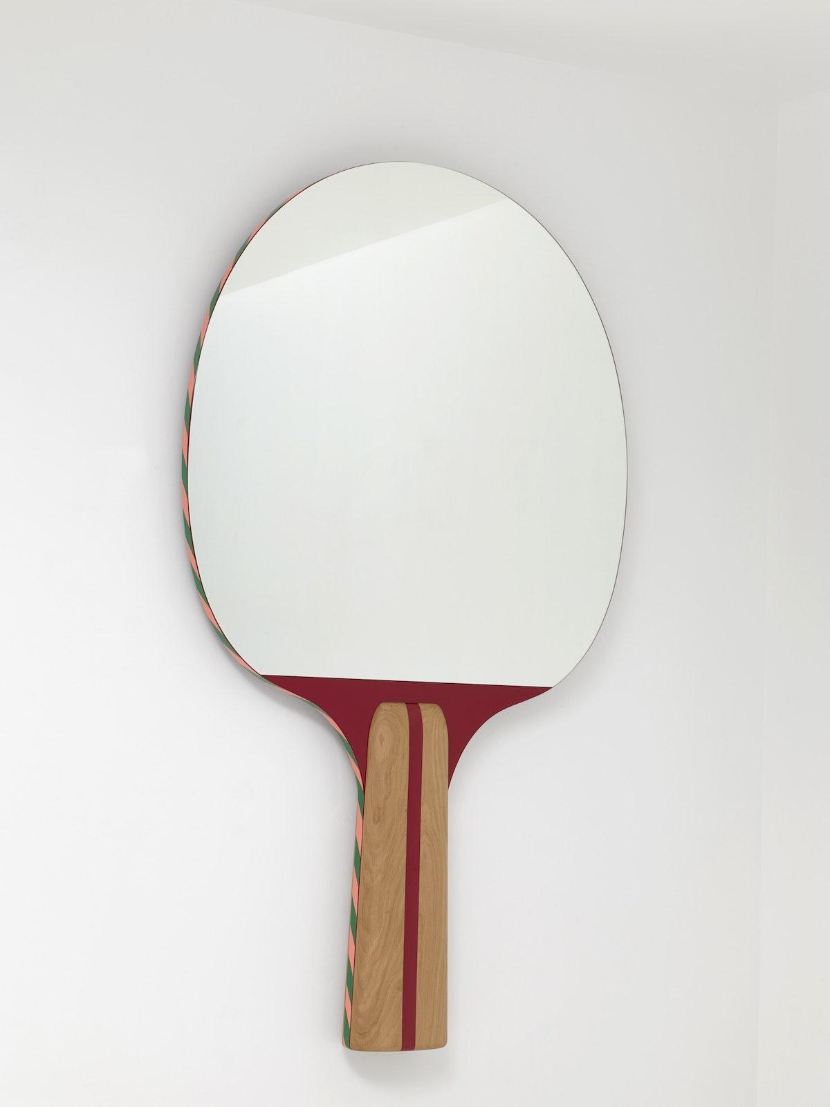 "Miroir ""Racket"" - Jaime Hayon - © Fabrice Gousset _ Courtesy Galerie kreo.jpg"