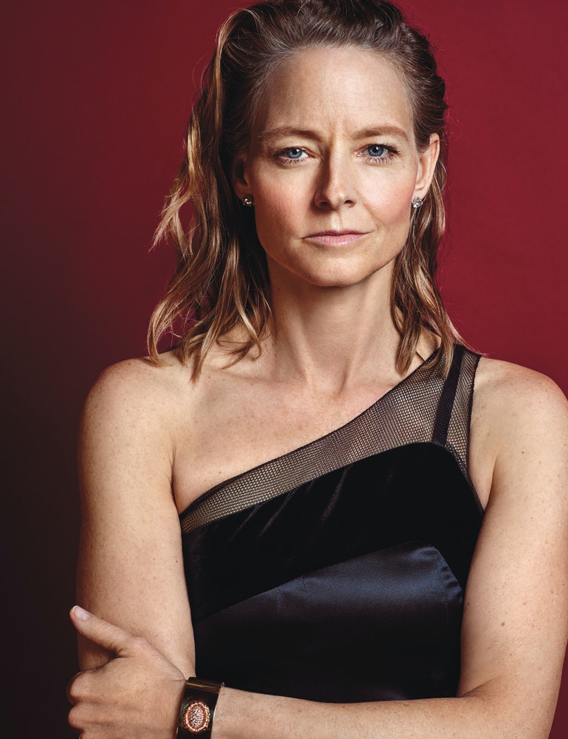 Royals Jodie Foster covers Cctober 2016