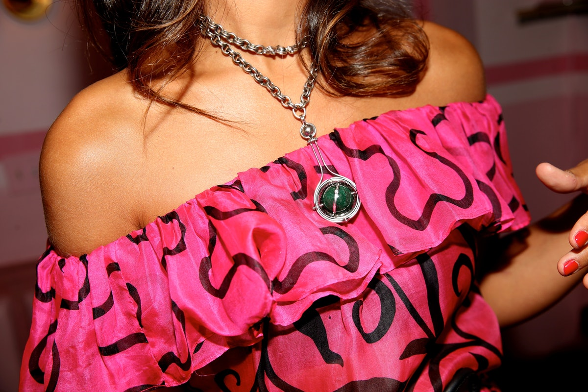 Ebaa Alawaji wearing an Elie Top Pendant.jpg