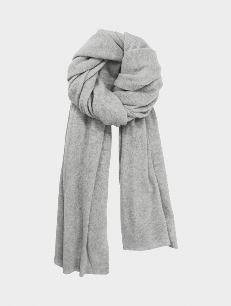 White + Warren Cashmere Travel Wrap in Ash Heather - $298.jpg