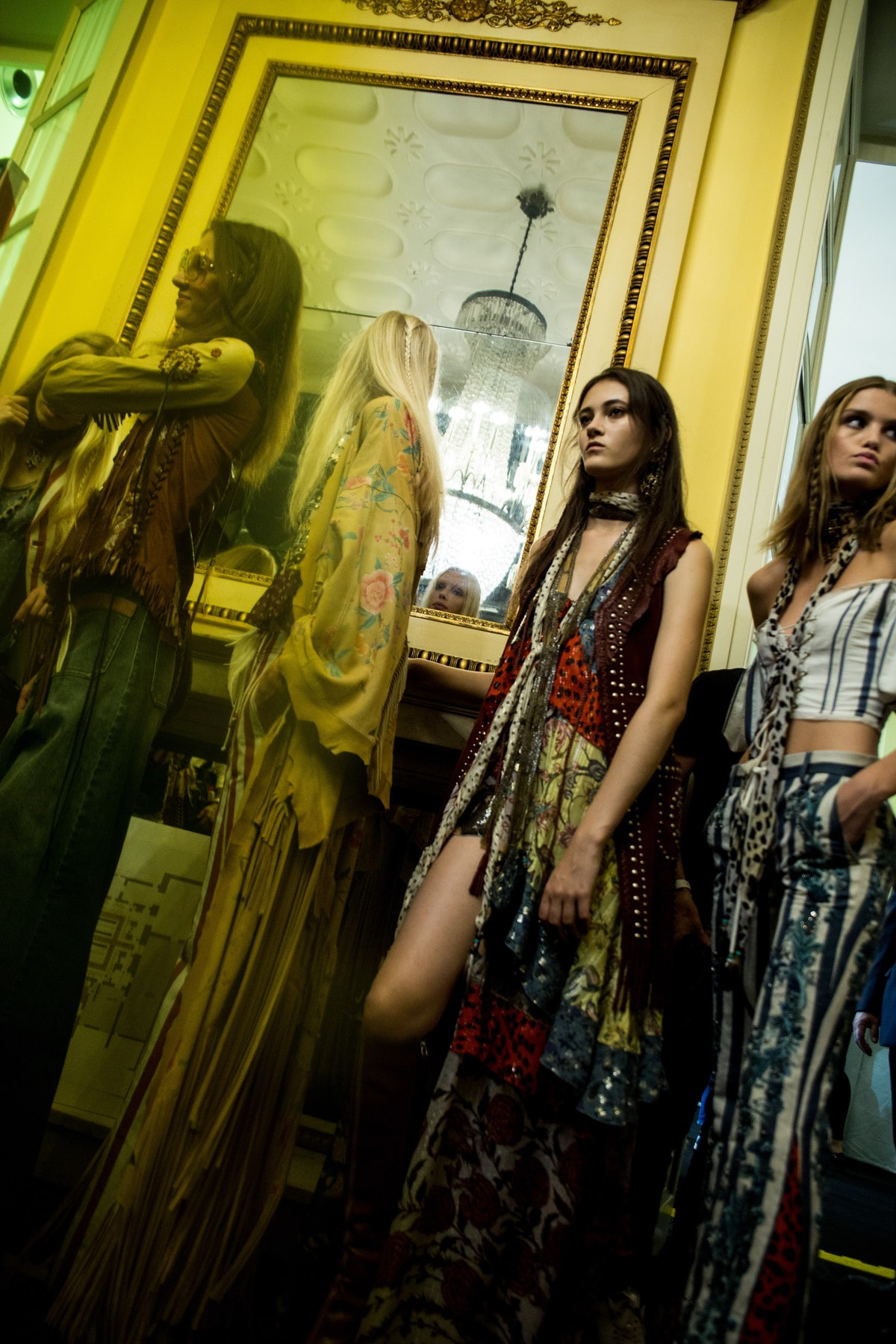Roberto Cavalli SS17 | Portia Hunt for W Magazine 08.jpg