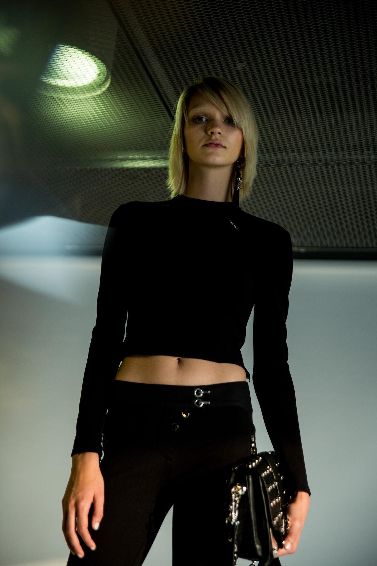 Versace SS17 | Portia Hunt for W Magazine 14.jpg
