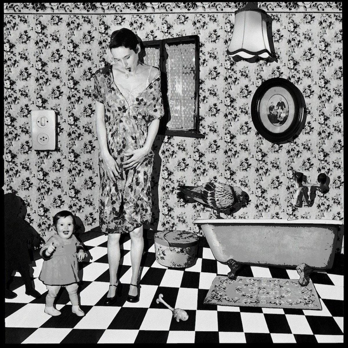 CORNELIA HEDIGER - Bathtub, 2015 - The Untitled Space - SELF REFLECTION exhibit.jpg