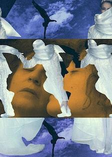 GRACE GRAUPE PILLARD - Leni's Diver - The Untitled Space - SELF REFLECTION exhibit.jpg