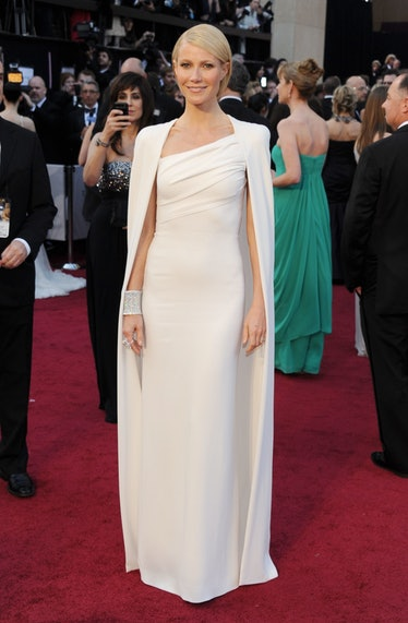 Actor Gwyneth Paltrow arrives at the 84th Annual Academy Awards held at Hollywood & Highland Centre...