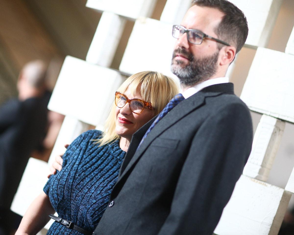 Patricia Arquette and Eric White.jpg