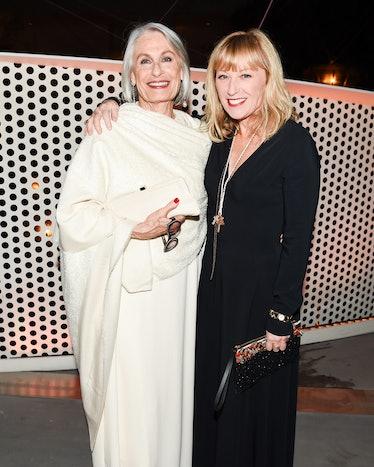 Susan Bay Nimoy and Cindy Sherman.jpg