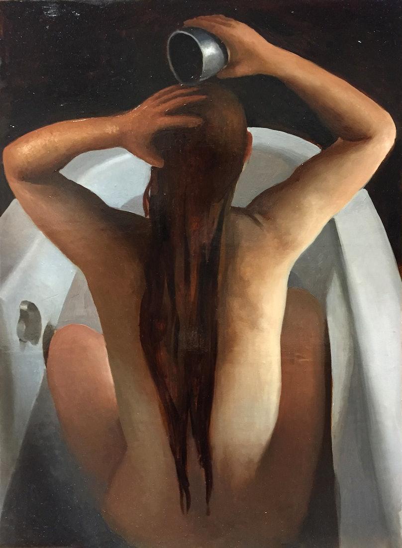 Bradway, Untitled (Study for Woman in Bath).jpg