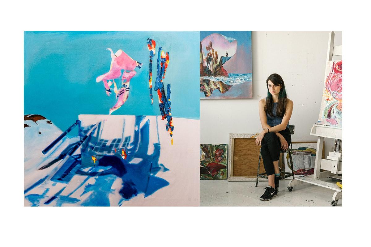 Rachel Rossin - November Young Artists