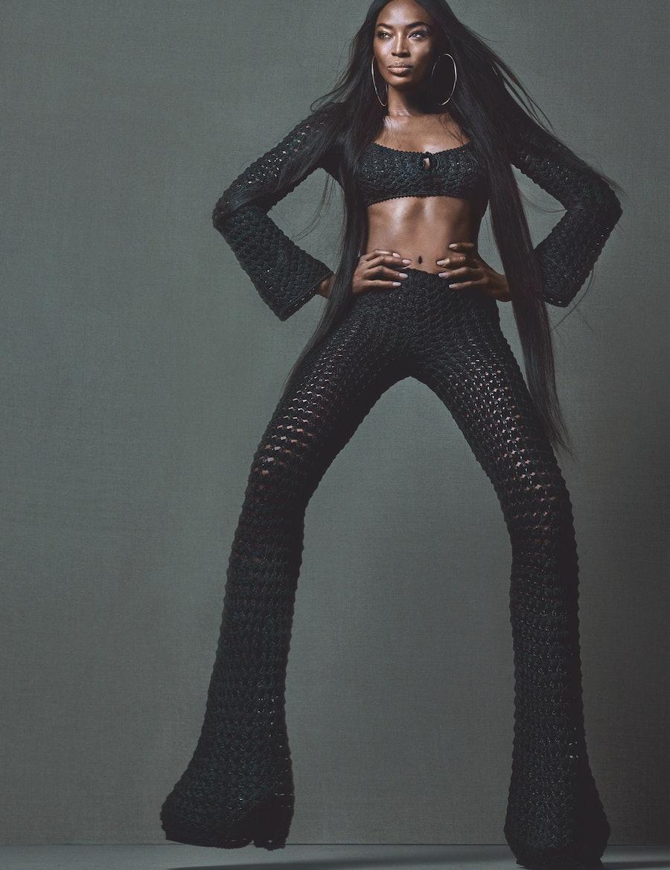 Naomi Campbell - December 2016