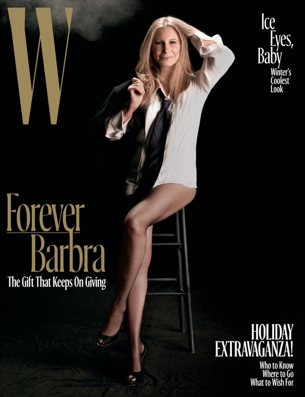 Barbra Streisand Cover