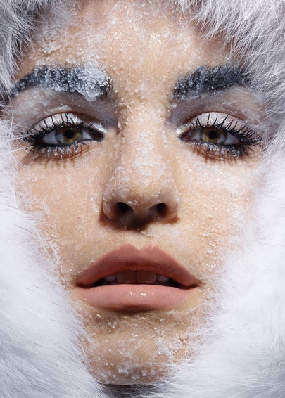 Frost Smitten - Beauty - Look of the Month - December 2016