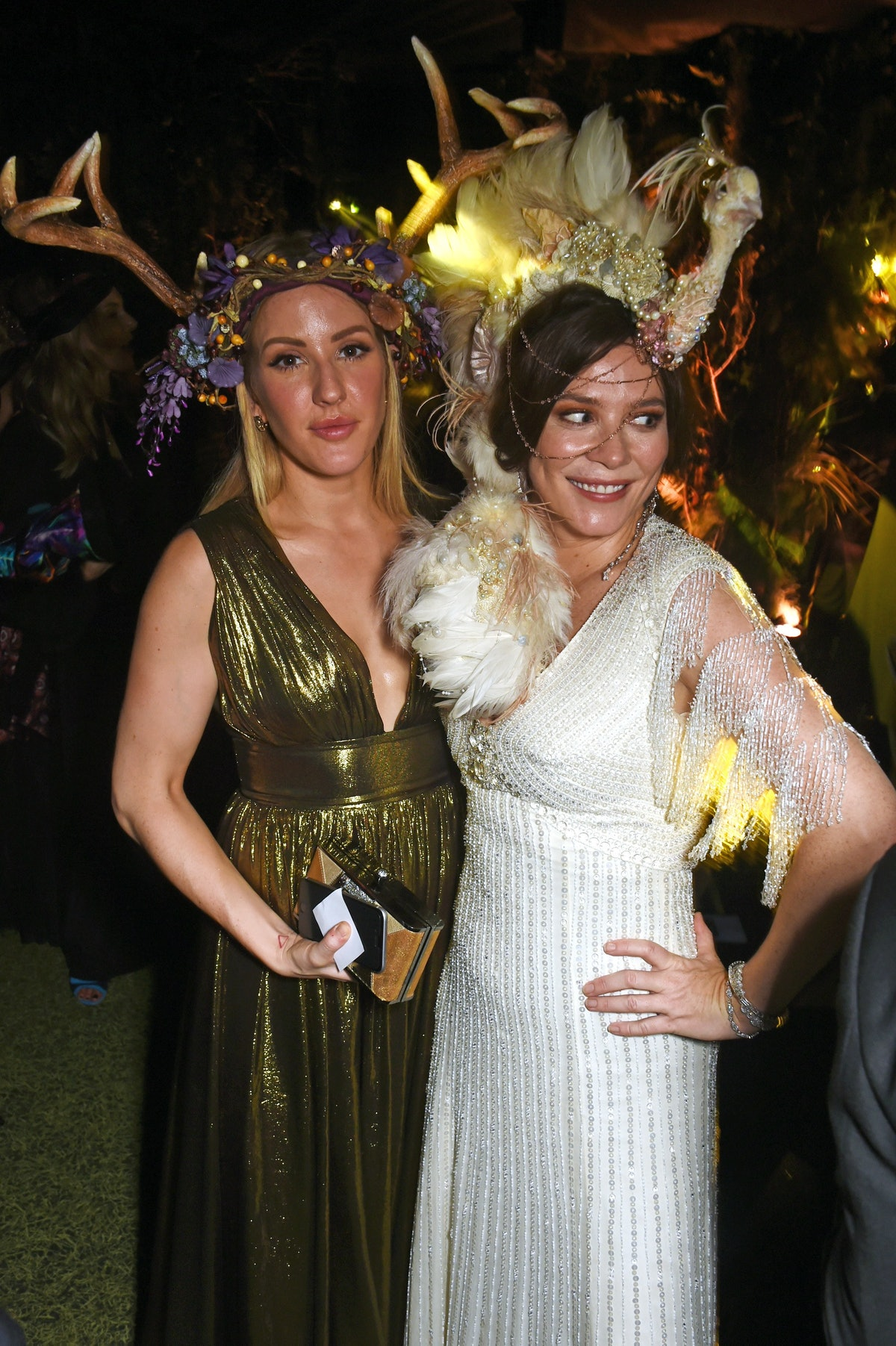 Ellie Goulding & Anna Friel.jpg