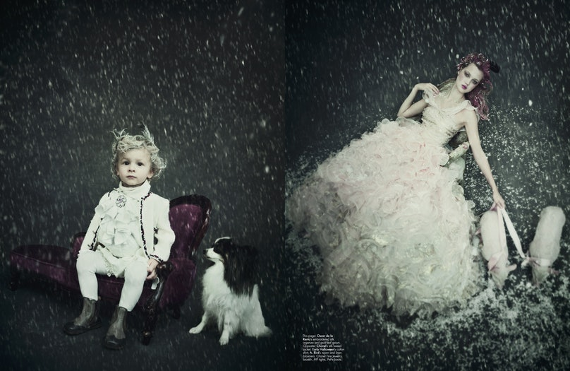 [2] Family Circus. Photo by Paolo Roversi, styled by Alex White. W Magazine, December 2010.jpg