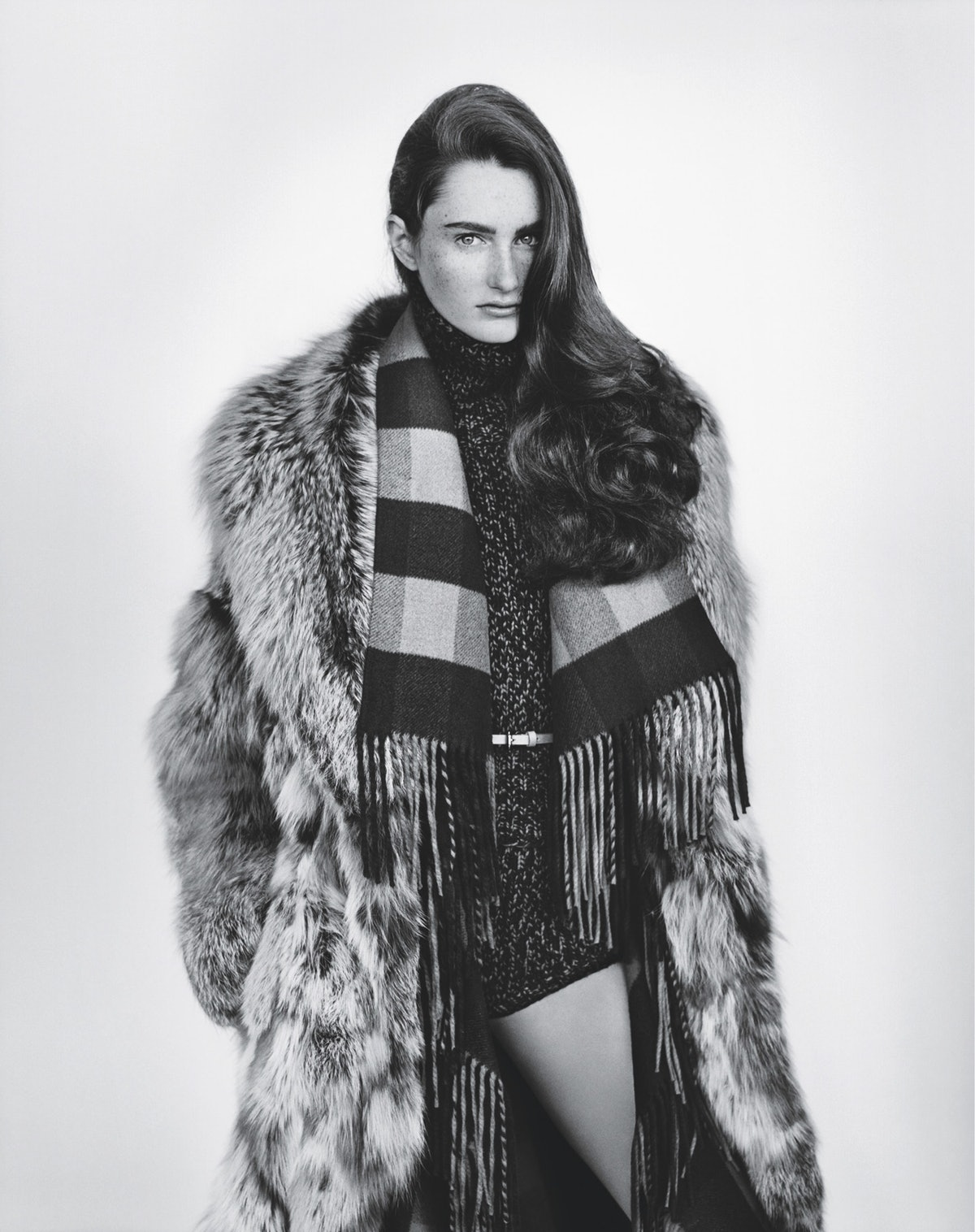Natural Selection. Photo by Alasdair McLellan, styled by Marie-Amelie Sauve. W Magazine, August 2012...