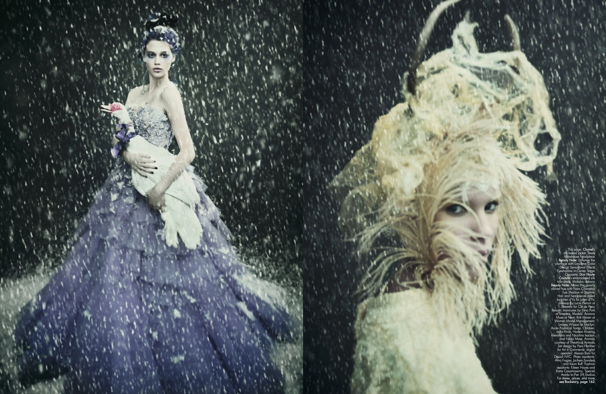 Family Circus. Photo by Paolo Roversi, styled by Alex White. W Magazine, December 2010.jpg