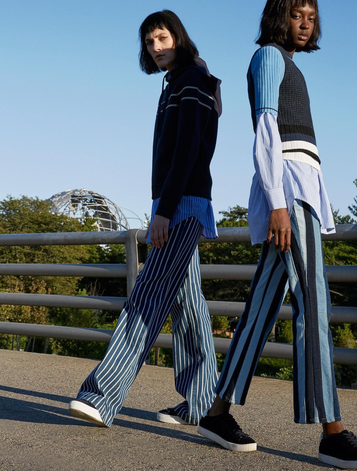 Fashion Fix - Walk the Line - December 2016