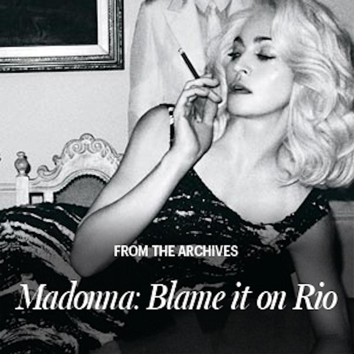 madonna-blame-it-on-rio-archive