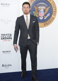 """Columbia Pictures with The Cinema Society & Bulova host the premiere of """"White House Down"""""""