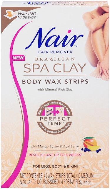 2---Nair-Brazilian-Spa-Clay-Body-Wax-Strips