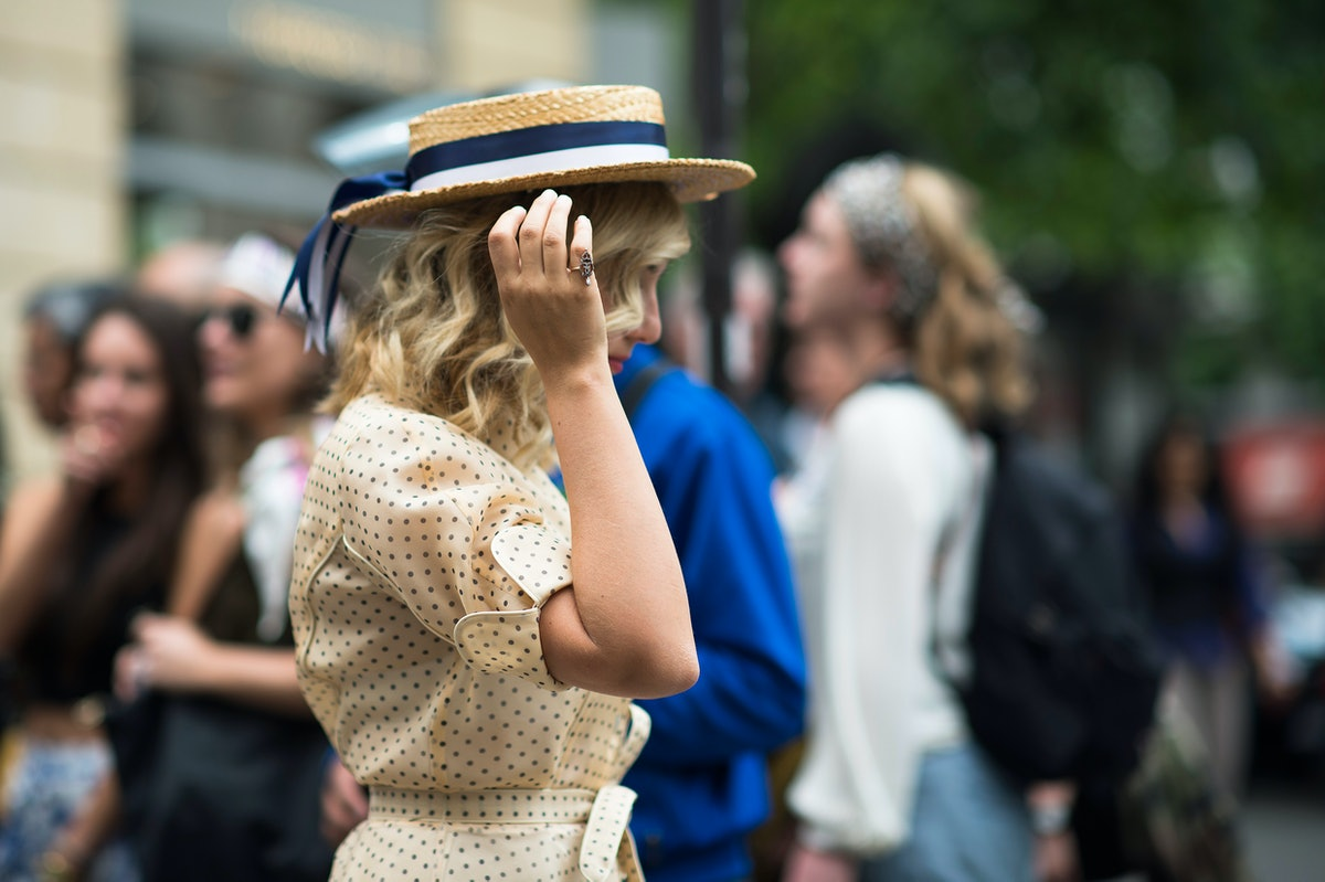 Paris Haute Couture Fall 2013 Street Style: Day 2