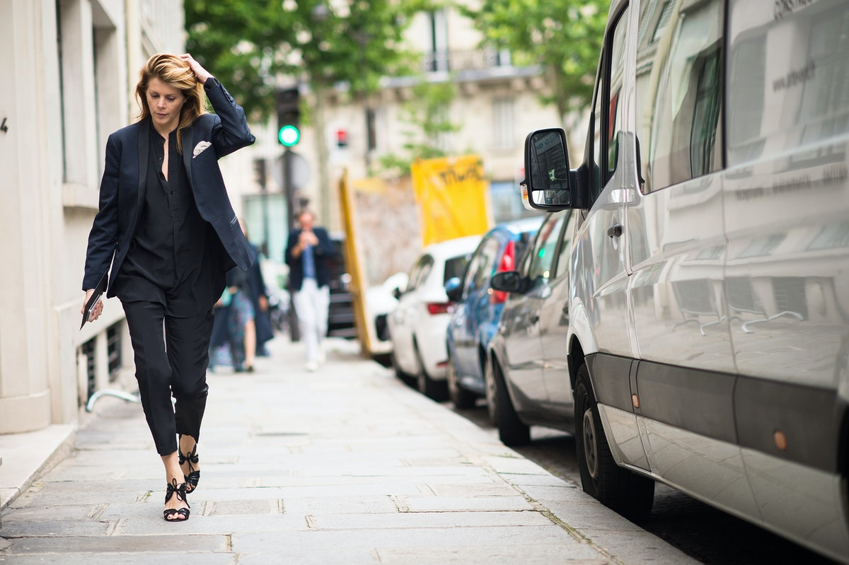Paris Haute Couture Street Style: Day 3