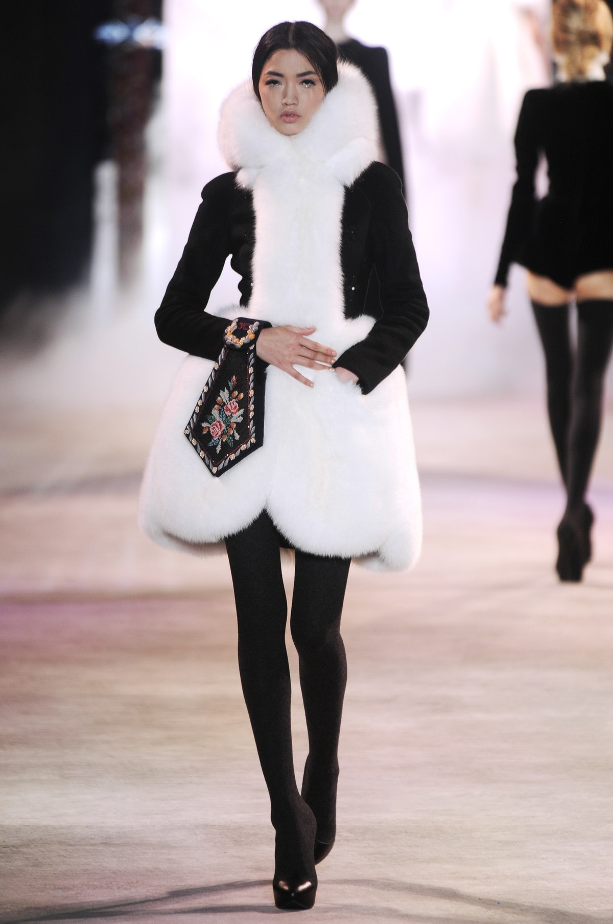 Ulyana Sergeenko Couture Fall 2013 Fall 2013 HC
