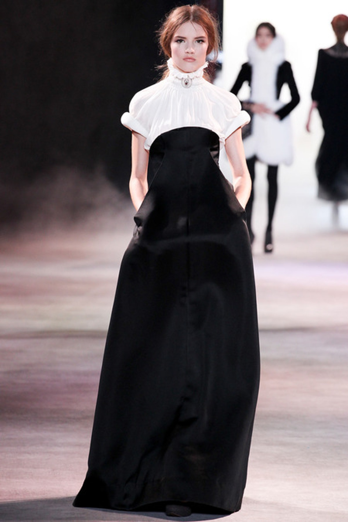 Ulyana Sergeenko Couture Fall 2013