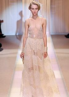 Armani Privé Couture Fall 2013