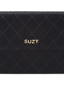 A Chanel personalized 'Suzy' clutch (estimate £1,000-3,000)