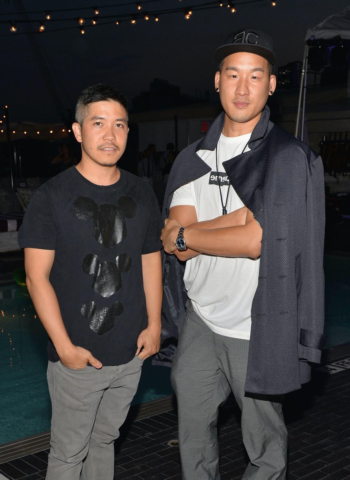 Thakoon Panichgul and Richard Chai