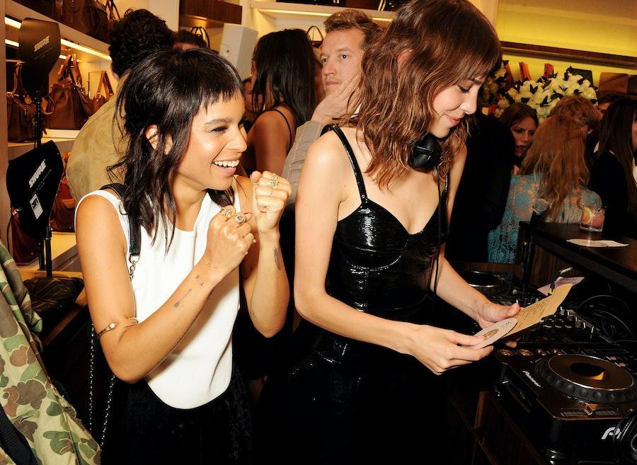 lonchamp-store-opening-london-fashion-week-zoe-kravitz-alexa-chung