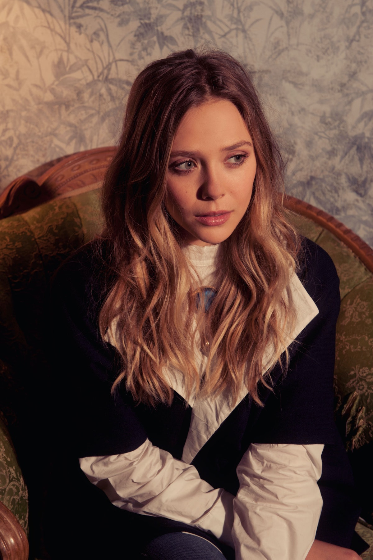 """Elizabeth Olsen, """"Therese"""" and """"Kill Your Darlings"""""""